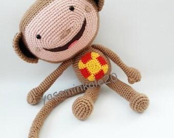 amigurumi Baby tv oliver doll, babytvoliver