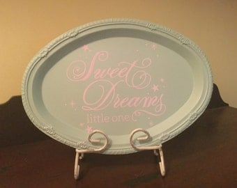 Baby shower trays etsy for Baby shower tray decoration