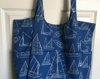 Fun in the Sun Beach Bag - Sailors Dream