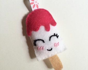 Popsicle keychain | Kawaii keychain