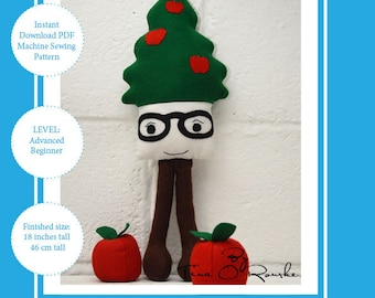 Toby Appletree Sewing Pattern Instant Download PDF