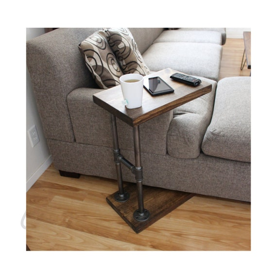 Industrial Furniture Coffee Table Side Table Laptop Stand