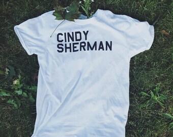 Cindy Sherman tshirt