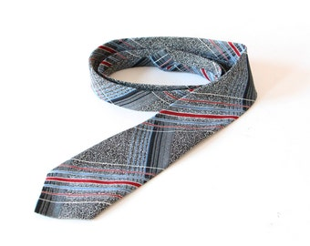 Vintage tie, vintage neck tie, mens neck tie, vintage men accessories, vintage neck-tie