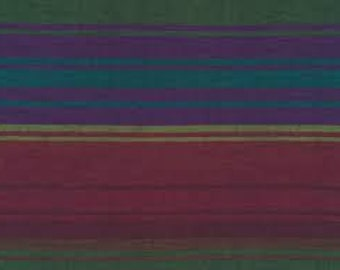 EXOTIC STRIPE DARK Woven wexotic.dark  by  Kaffe Fassett fabric sold in 1/2 yard increments