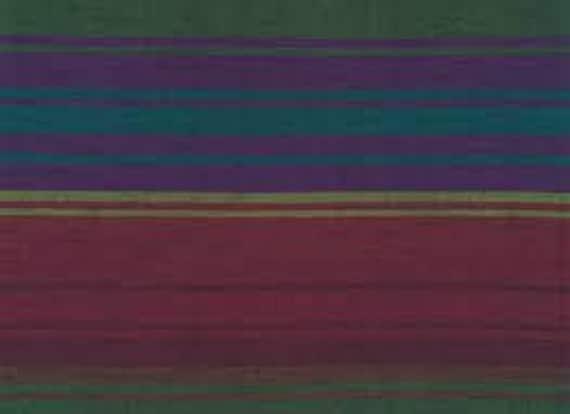 EXOTIC STRIPE DARK Woven wexotic.dark  by  Kaffe Fassett fabric sold in 1/2 yard increments