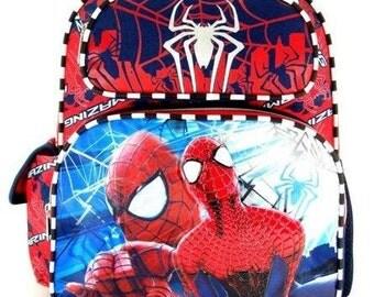 Spider-man Feeding Tube Backpack