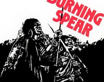 Burning Spear-----Marcus Garvey