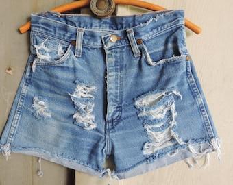 Wrangler shorts | Etsy