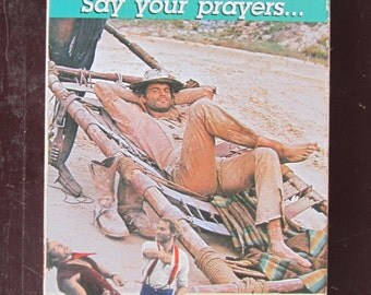 They Call Me Trinity vintage 70's comedy/western vhs movie for sale!!!