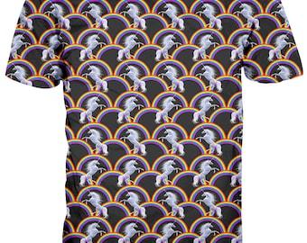 Rainbow Unicorns T shirt