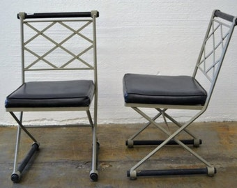Mid Century Chairs Cleo Baldon Chairs - pair - 85.00 Clearance final markdown -  below replacement cost.