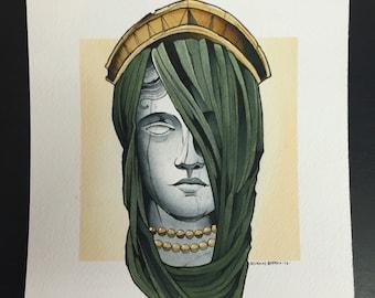 Veil Lady *ORIGINAL*