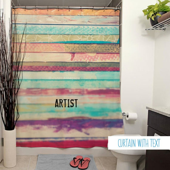 the best 28 images of artist shower curtain