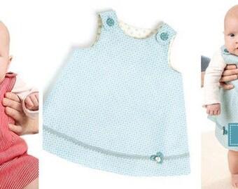 Minikrea pattern - baby Sarafan 10004