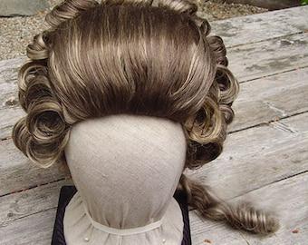Women's 18thc. wig~