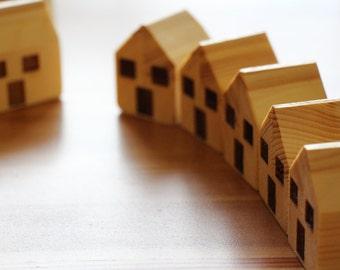 Little Wooden Houses 2.0