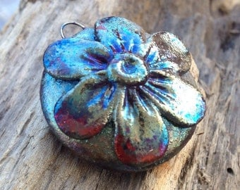 Flower Extravaganza Pendant!