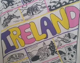 Vintage Ireland Tshirt