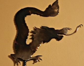 Dragon on Stick
