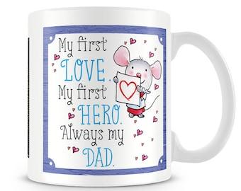Little Church Mouse My First Hero Mug