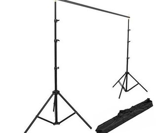 Large Photography Backdrop Stand