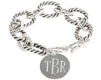 Silver Henson Bracelet