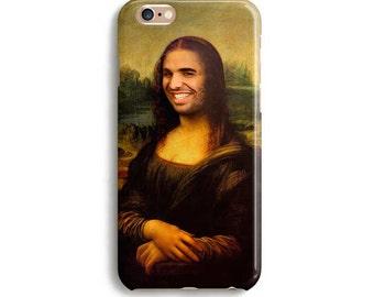 Drake Mona Lisa - iPhone 7 case, Samsung galaxy S7 case iPhone 6 iphone 7 plus samsung galaxy S6 ...