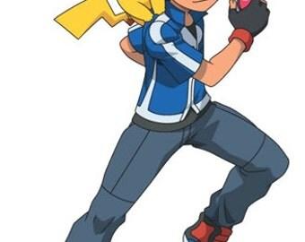 Pokemon and sacha