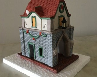 """FREE SHIPPING Dept. 56 """"Gate House"""""""