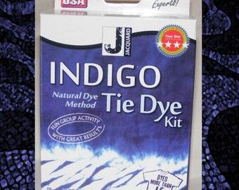Jacquard Method natural tie dye Kit