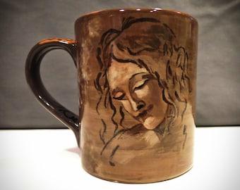 Da Vinci Mug