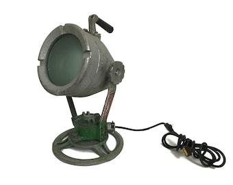 Industrial Spotlight Lamp