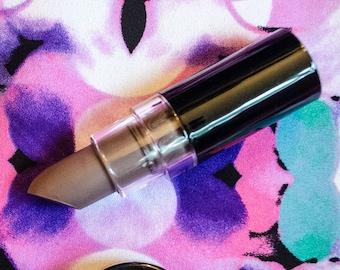 Goodness Graycious : Gray Brown Semi Matte Opaque Vegan Lipstick