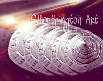 Coins, Money, Instant Download Photo Art, Digital Original Art -  Art Print - Fine Art - Photography - Wall Art.