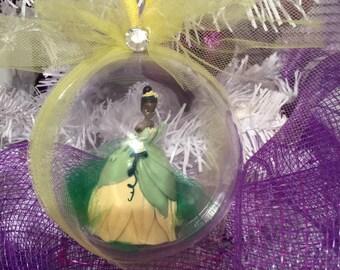Princess Tiana Ornament