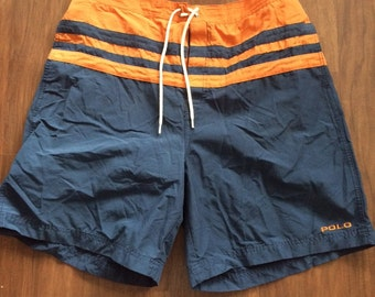 Vintage Polo Sport shorts