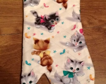 Kitty kitten cat oven mitt