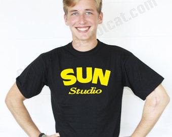 Sun studio t-shirt
