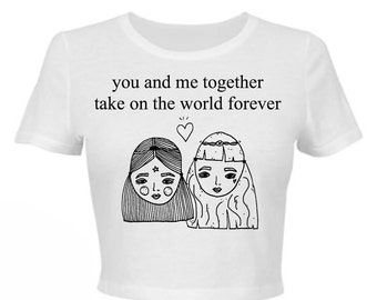 Take on the World- Girl Meets World Inspired Tee