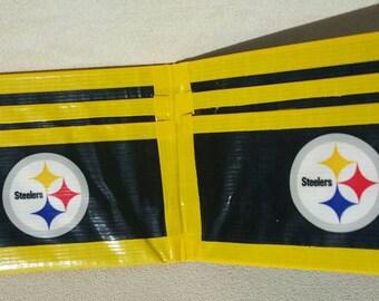 Steelers Duck Tape Wallet