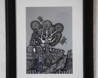 Unique Illustration
