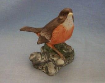 Arnart Robin Ceramic Bird Figurine