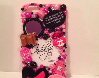 Bling iphone 6 case kawaii kitsch