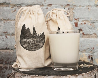 Spring Cedar - Nature scented - Hand Poured Soy Candle