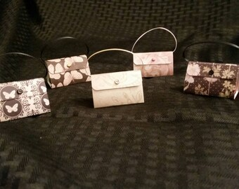 Candy Purses Set of 10)