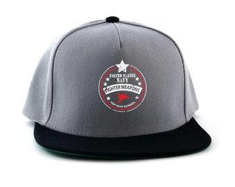 Top Gun: Weapons School Logo Snapback Cap