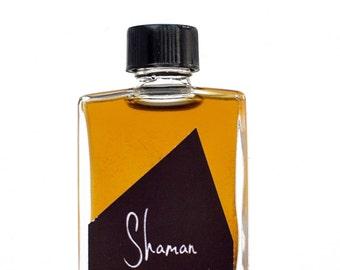 Shaman Mini Perfume // Botanicals + Essential Oils // Vegan Perfume // Natural Perfume // Earthy Perfume // Coffee // Sandalwood