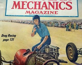 Vintage 1953 Popular Mechanics Magazine