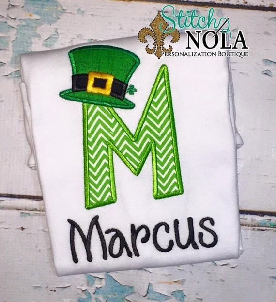 St Patrick's Day Shirt or Bodysuit